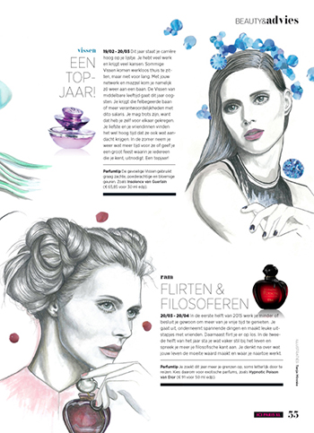 ici paris xl magazine - horoscopes