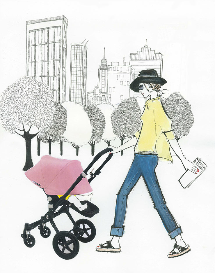 l'officiel enfant bugaboo strollers new york