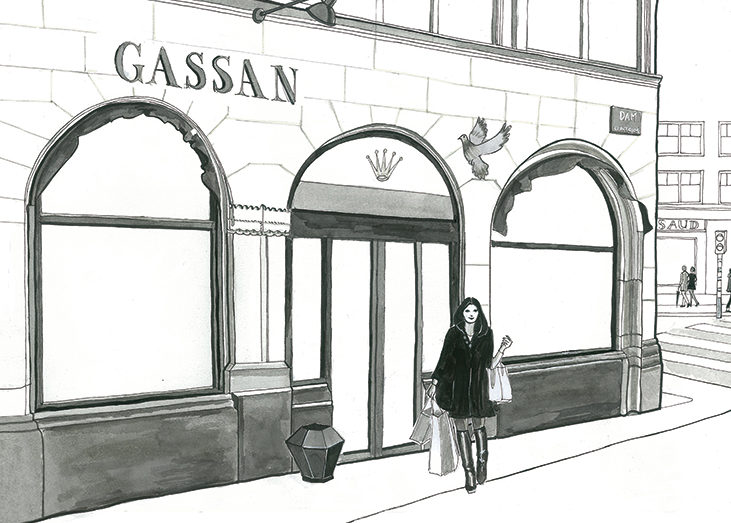 gassan diamonds amsterdam